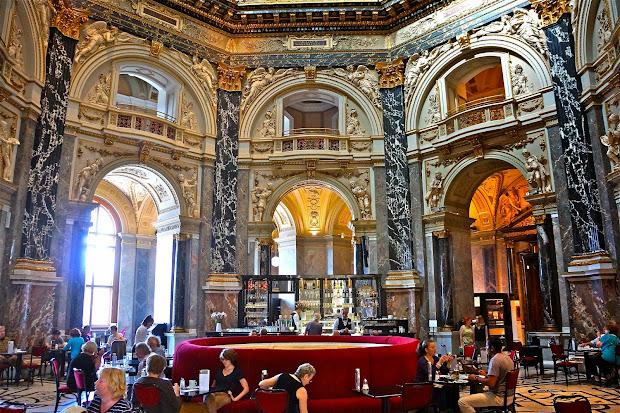 Kunsthistorisches Museum Vienna Cafe
