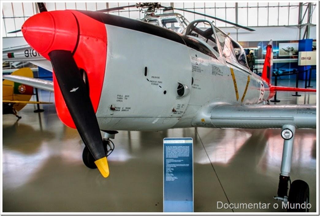 Chipmunk; Museu do Ar; Base Aérea Nº 1; museu aeronáutico; Pêro Pinheiro; Sintra