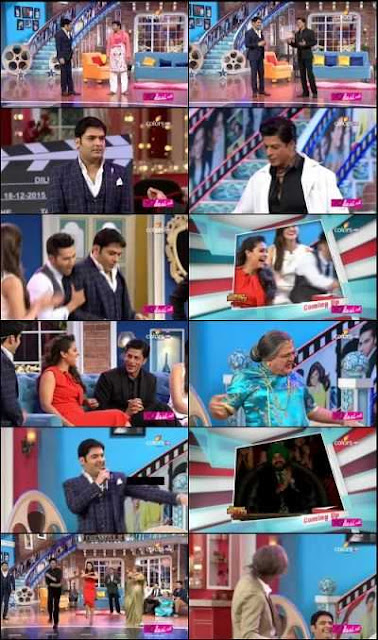 Download Comedy Nights With Kapil 20th December 2015 Download