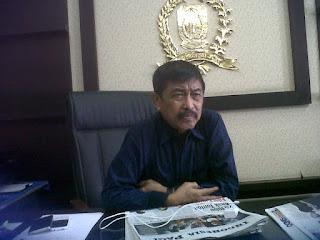 H.Achmad Iskandar Wakil Ketua DPRD Jatim