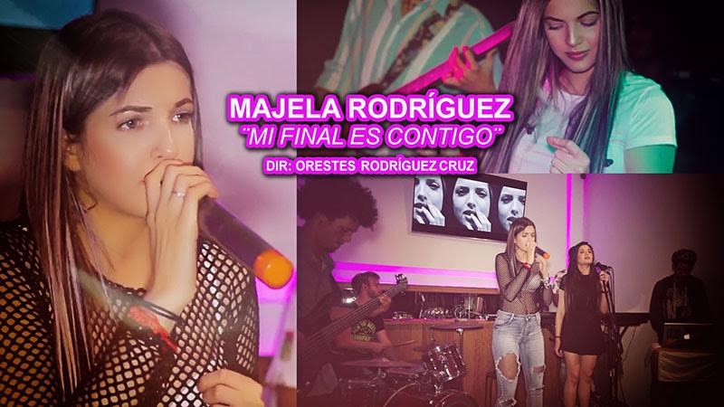 Majela Rodríguez - ¨Mi final es contigo¨ - Videoclip - Dirección: Orestes Rodríguez Cruz. Portal Del Vídeo Clip Cubano - 01