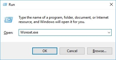 Código de error 0x803f7000