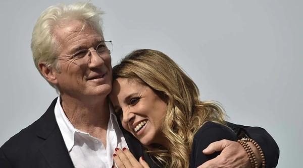 Richard Gere será padre a los 69 años