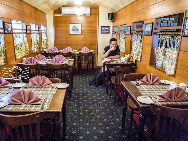 Victoria Station Restaurant @ Bayan Baru, Penang