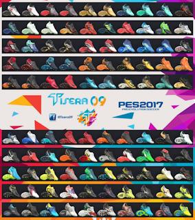 Bootpack Terbaru PES 2017 Season 17/18