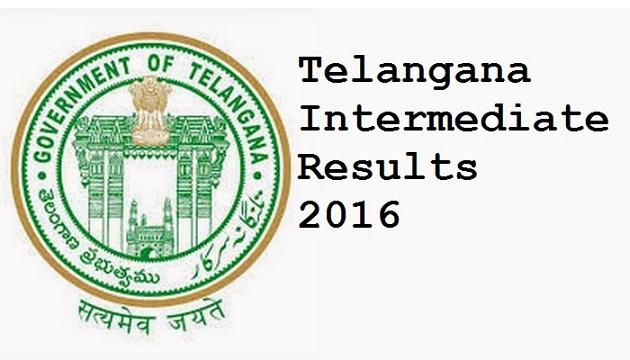 Telangana Intermediate 1st and 2nd Year Results 2016