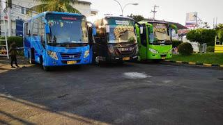 Sewa Bus Pariwisata di Kebumen