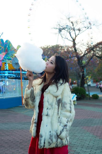 Ishikawa Ren 石川恋 All I Want for Christmas Is You 08