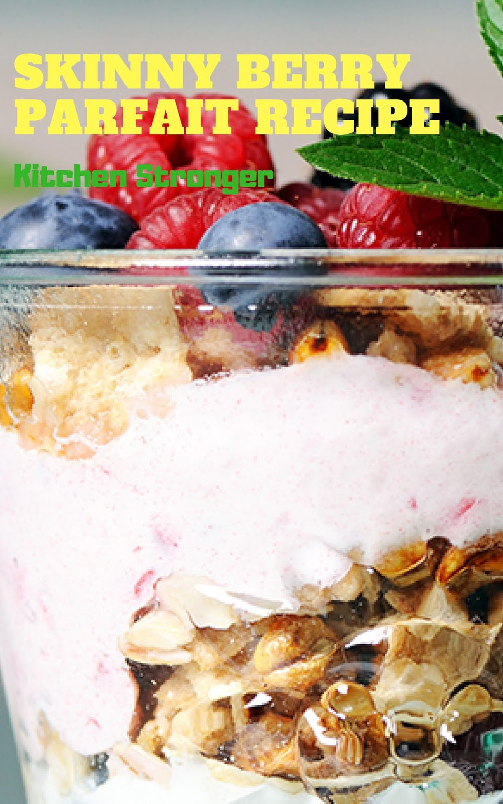 Watch Skinny Berry Parfait video
