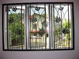 Type dan Model Teralis Jendela Untuk Rumah Minimalis