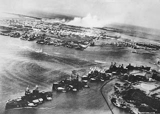 Attack over Pearl Harbor , 1941