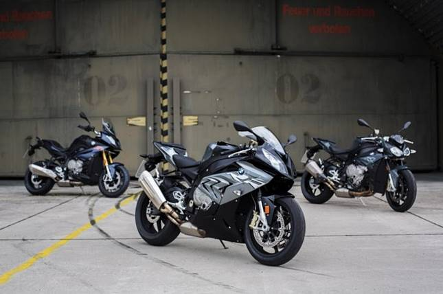 2017 BMW Motorrad Readers Warmly for Their Vote