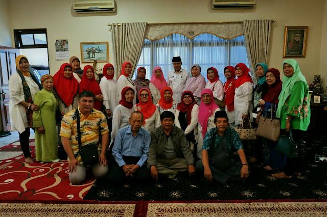 Emzalmi Harapkan Bako IKK Jabodetabek Berperan Majukan Kota Padang