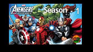 Avengers Assemble (Season 1)  Hindi Episodes. [720p]