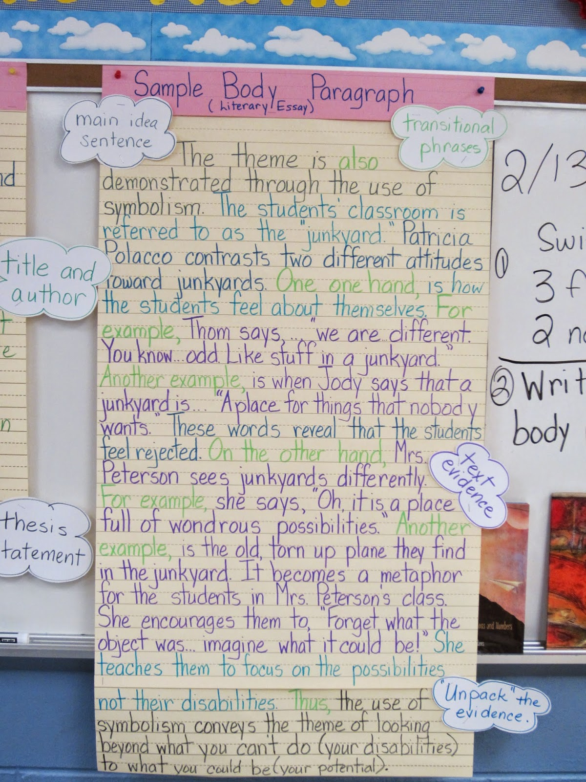 write your own story essay structure boot camp our final step will be to turn our attention to conclusions the process of working together cooperatively composing then working independently to produce