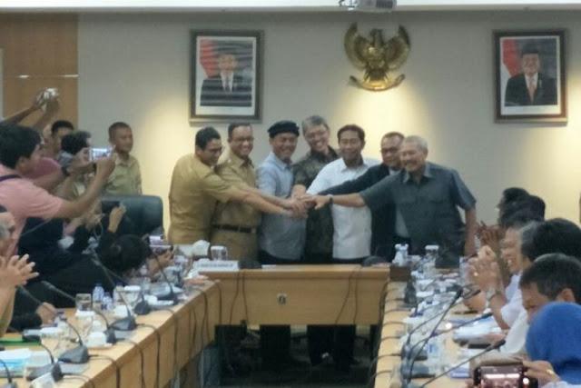Sandiaga Uno Bilang Sudah Dikoreksi Tapi RAPBD DKI yang Sudah Disetujui Banggar DPRD Malah Naik 6,5 Milyar
