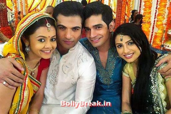 A scene from Saath Nibahan Saathiya, Top 10 TV Shows 2014, Serials in Indian