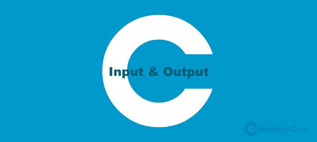 Input Output C