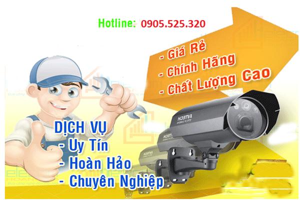 Lắp Đặt Camera Quan Sát Phan Rang - Tháp Chàm