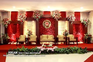 19+ tips memilih warna dekorasi pernikahan minimalis unik