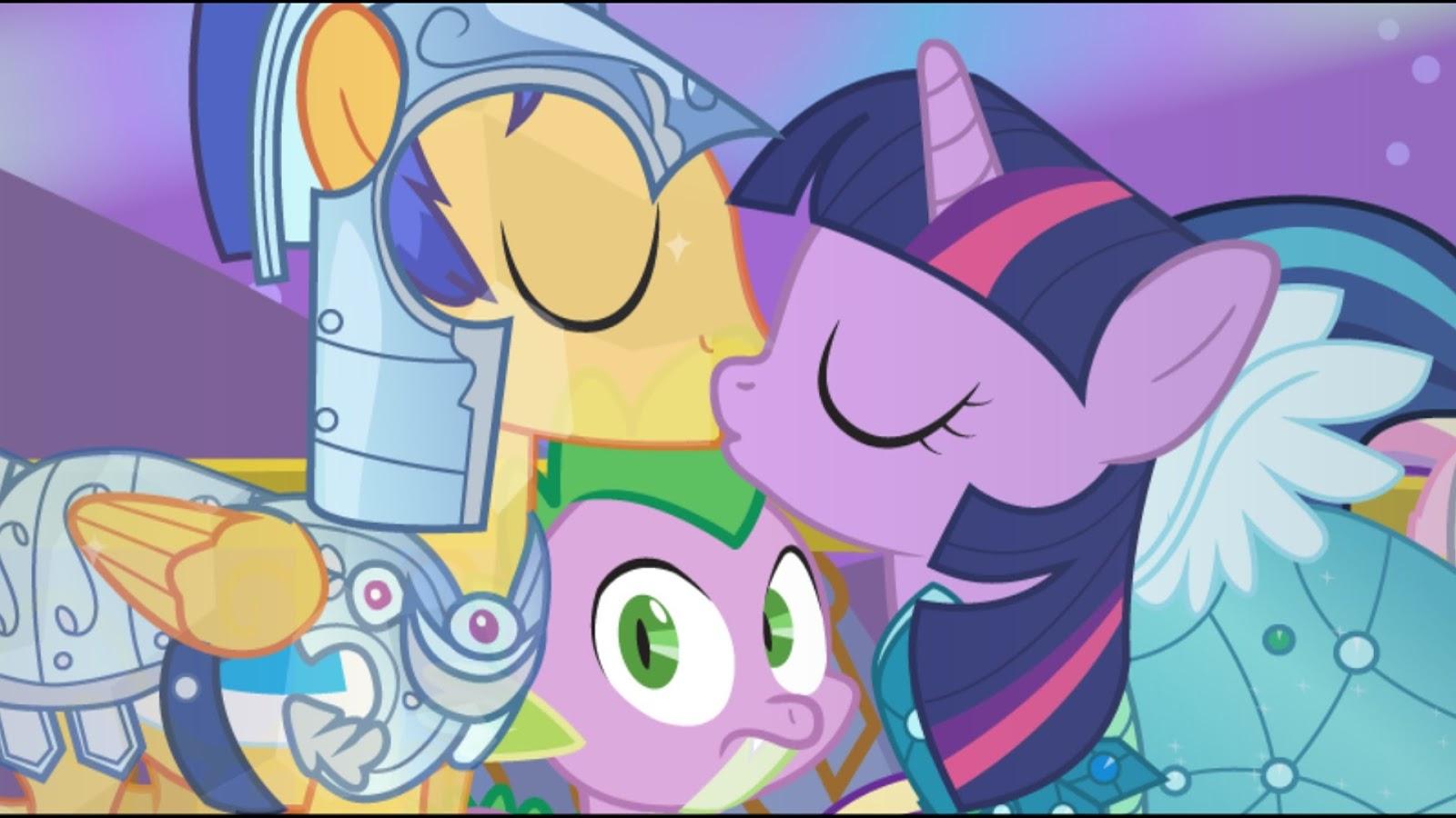 Pony Bé Nhỏ Đáng Yêu