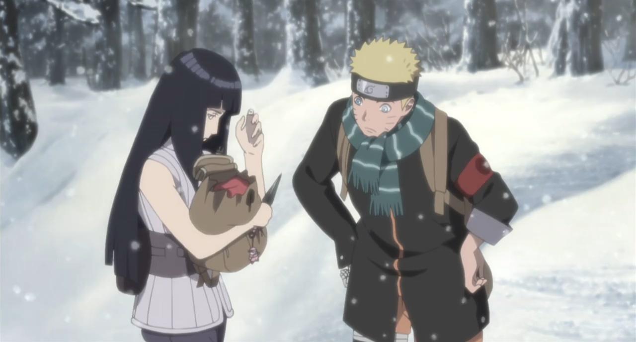 Cinta Naruto dan Hinata