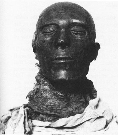 Ramses ii mummy gia - 3 4