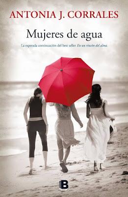 Mujeres de agua. Antonia J. Corrales