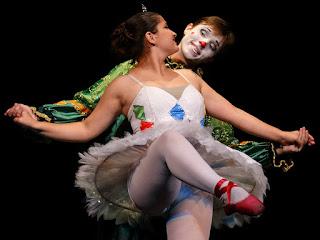 Festival de Dança de Santa Maria - A Bailarina e O Palhaço