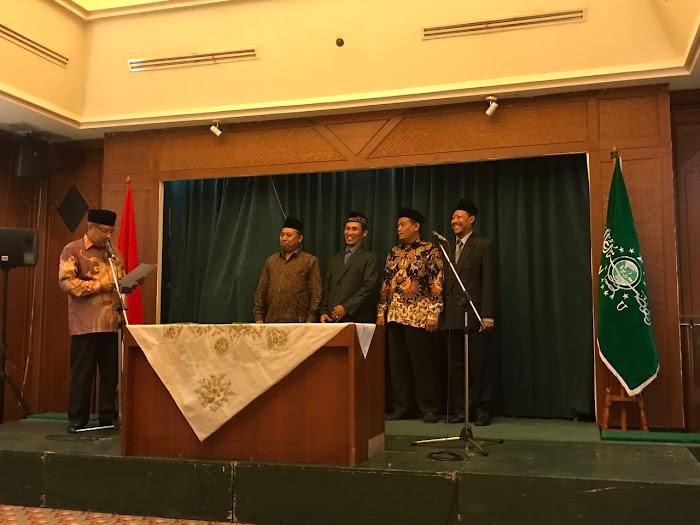 Ketum PBNU Lantik Lima Rektor UNU Baru