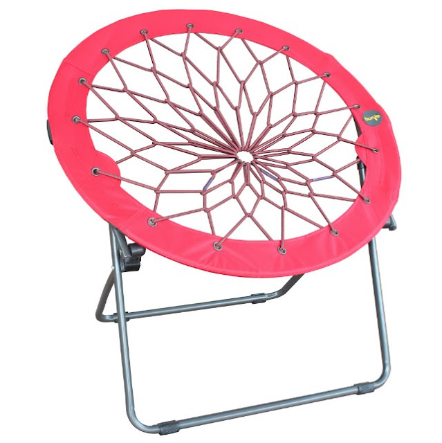 Pink Bungee Chair