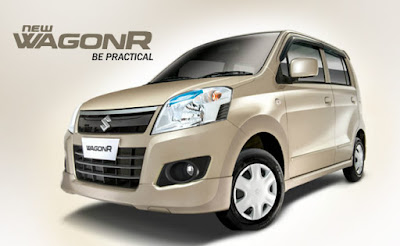 Maruti Suzuki Wagon R hd picture