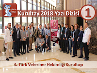 4. Türk Veteriner Hekimliği Kurultayı