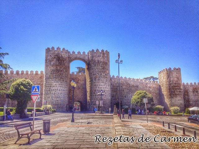 Viajar a Ávila: donde comer