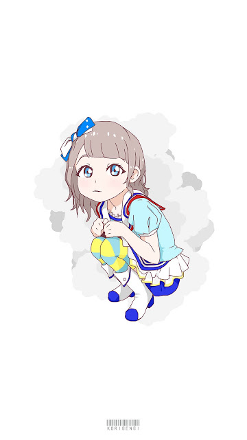 Watanabe You - Love Live Wallpaper