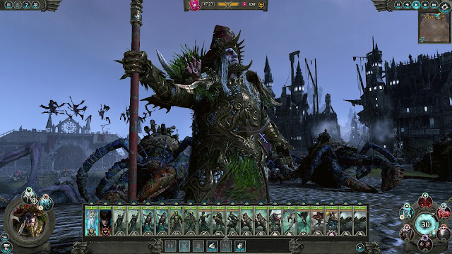 Total War WARHAMMER II Curse of the Vampire Coast PC Full imagenes
