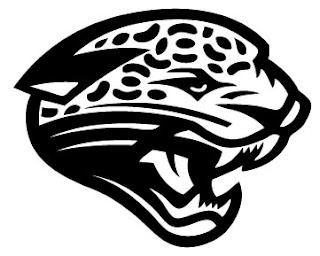 jacksonville jaguars coloring pages new logo | History of All Logos: All Jacksonville Jaguars Logos