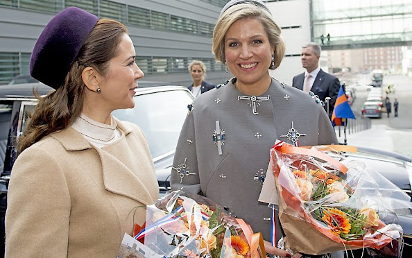 King Willem-Alexander and Queen Maxima State visits Denmark