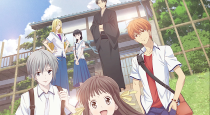 Fruits Basket (2019) Episódio 33