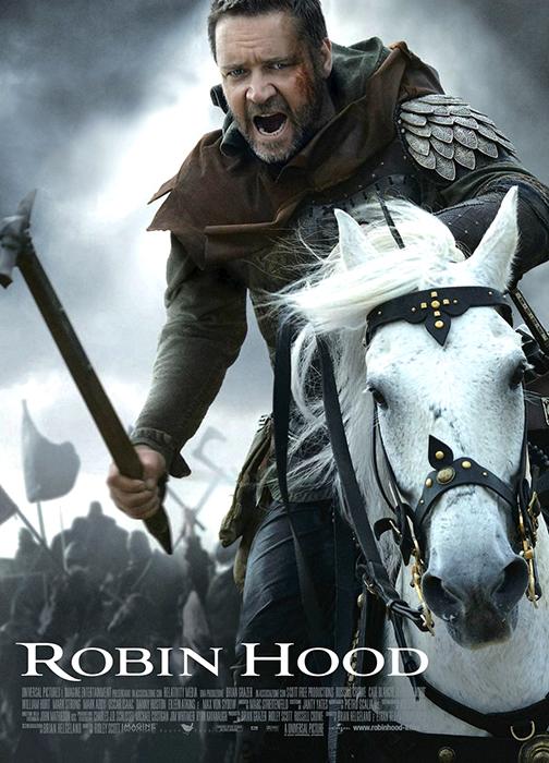 Russell Crowe în Robin Hood (2010)