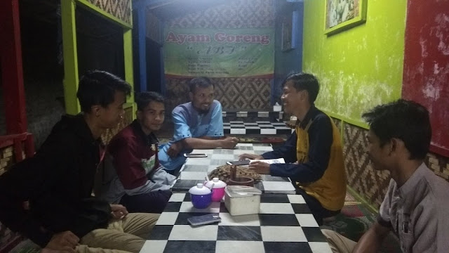Alamat Warung Tutug Oncom di Mangkubumi Kota Tasikmalaya