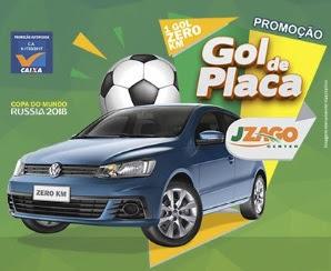 Promoção JZago Center 2017 2018 Gol de Placa Carro 0km