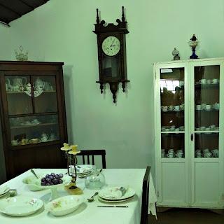 Sala de Refeições, Museu Antropológico Caldas Júnior, Santo Antônio da Patrulha