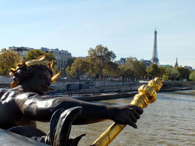 Sena y la Torre Eiffel