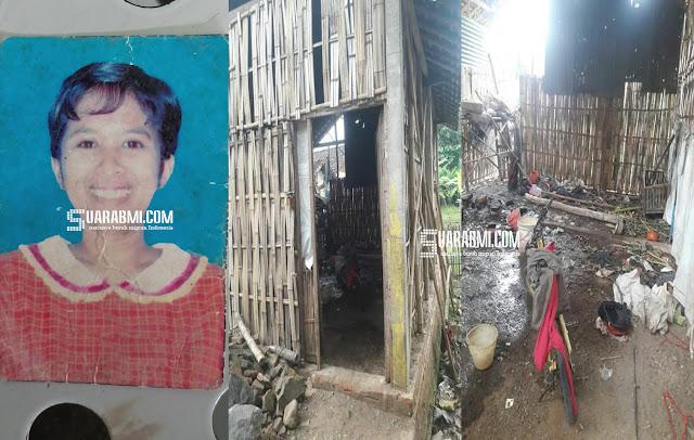 Prihatin...! Keluarga di Ponorogo Ini Tinggal Dikandang Kambing,  Istri Menjadi TKW di Malaysia, Anaknya Tewas Dalam Kecelakaan