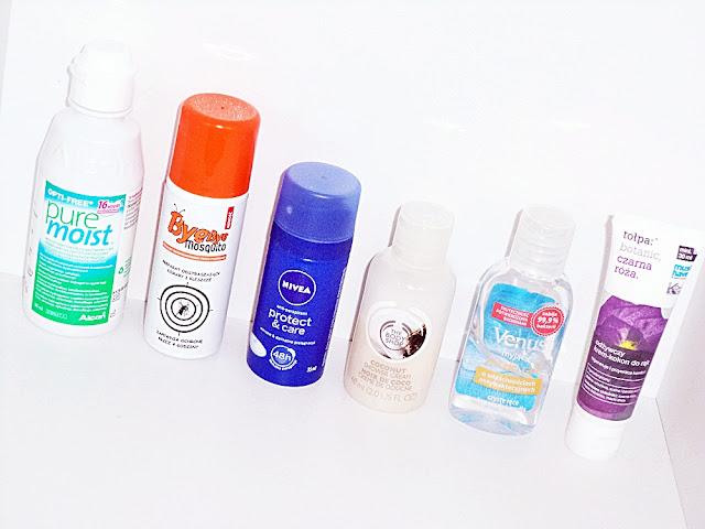 Trusted Cosmetics Opróżniamy Kosmetyczki
