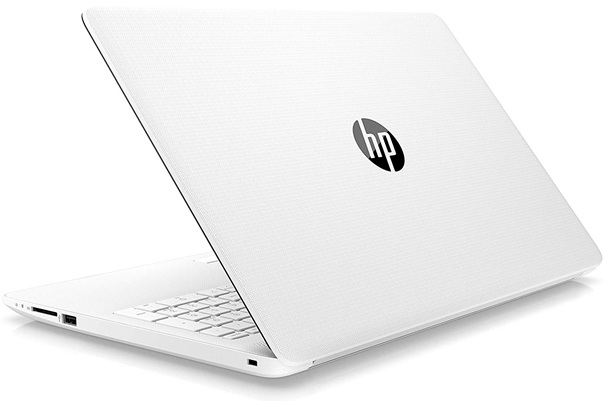 HP Notebook 15-da0160ns: panel HD de 15.6'' + procesador Core i3 de doble núcleo