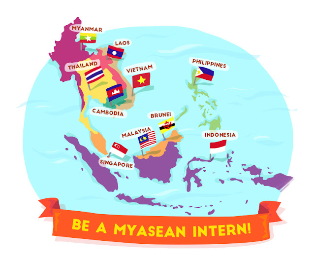 myASEANinternship 2016 for Local / Overseas Students Who Currently Studing in Malaysia