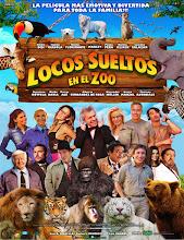Locos sueltos en el zoo (2015) [Latino]