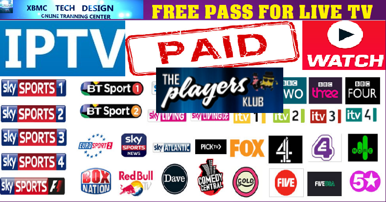 Download New ThePlayerClub Android TV(Pro) IPTV Apk For Android Paid Channel with Password Streaming Live Tv,Movies,Cricket ,Sports on Android     Quick New ThePlayerClubAndroid TV(Pro)IPTV Android Apk Watch Premium Cable Live Channel on Android